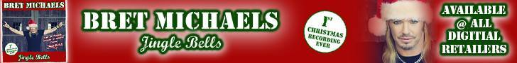 Bret Michaels - Jingle Bells - Available at all Digital Retailers