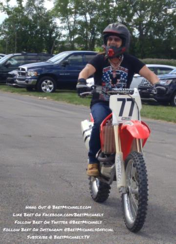 Summer Fun - Love to ride whenever there is an opportunity