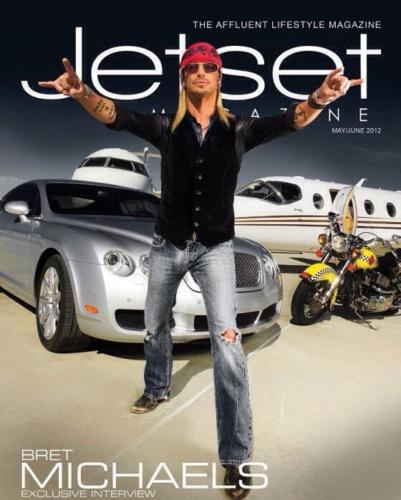The cover of JetSet magazine.