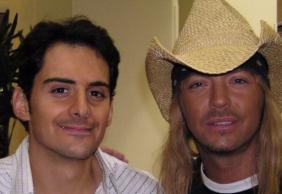 Brad Paisley & Bret Michaels, CRS 2004