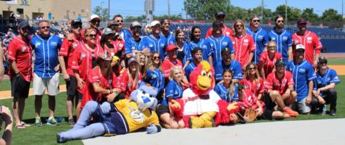 City of Hope Charity Softball Game, CMA Fest Week