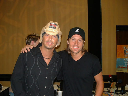 Bret Michaels & Keith Urban