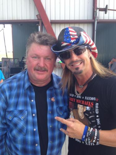 Joe Diffie & Bret Michaels