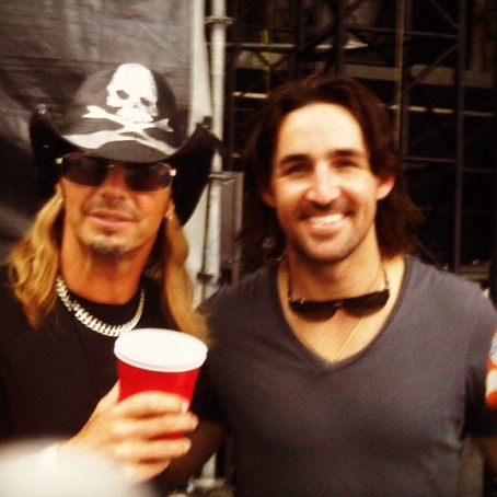Bret Michaels & Jake Owen